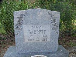 Roscoe Jasper Barrett
