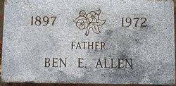 Ben Ernest Allen