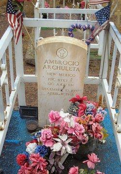 Ambrocio Archuleta