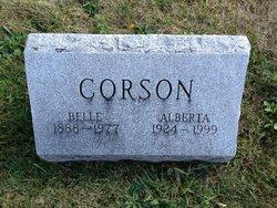 Alberta Corson