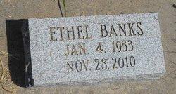 Ethel Pearl <i>Brookshire</i> Banks