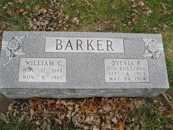 Sylvia <i>Buettner</i> Barker