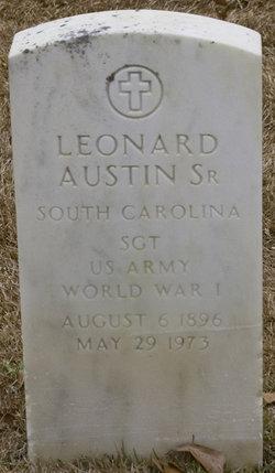 Leonard Austin, Sr