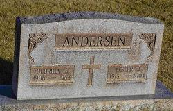 Georgia Lee Andersen