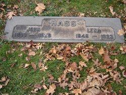 John W Hass