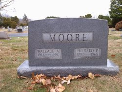 Hildred P Moore