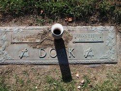Frances Folsom <i>Lillard</i> Doak