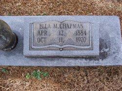 Ella Jane <i>Merrell</i> Chapman