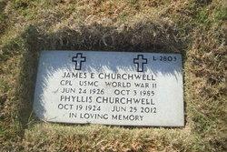 Phyllis <i>Timm</i> Churchwell