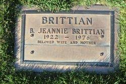 Bonnie Jean Brittian