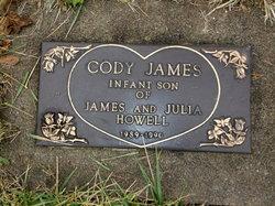 Cody James Howell