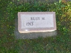 Ruby Marie <i>Butts</i> Cooper