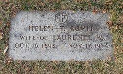 Helen Therese <i>Kuczynska</i> Boyle