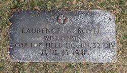 Laurence Boyle