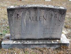 Annie Belle <i>Herring</i> Allen