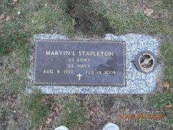 Marvin Lee Stapleton