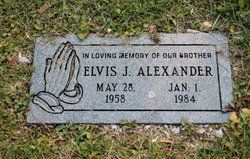 Elvis J Alexander