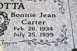 Bonnie Jean <i>Carter</i> Aliotta