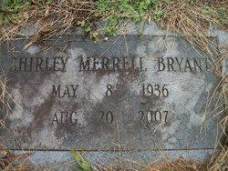 Shirley Mozelle <i>Merrell</i> Bryant