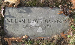 William Lloyd Garrison, III