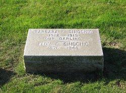 Barbara F Ginochio
