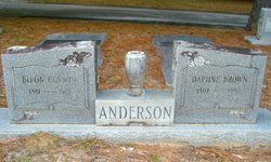 Daphne <i>Brown</i> Anderson