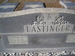Eulia G Lastinger