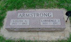 Lolita Agnes <i>Hunt</i> Armstrong