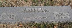 Willard O Allen