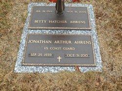 Betty <i>Hatcher</i> Ahrens