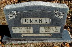 Rebecca <i>Telford</i> Crane