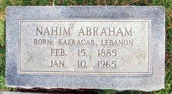 Nahim Abraham