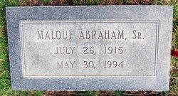 Malouf Abraham