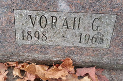 Vorah Gladys Greening