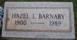 Hazel Lorena <i>Bell</i> Barnaby