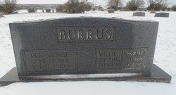 Dee George Burrus