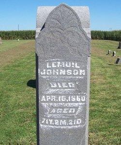 Lemuel Johnson