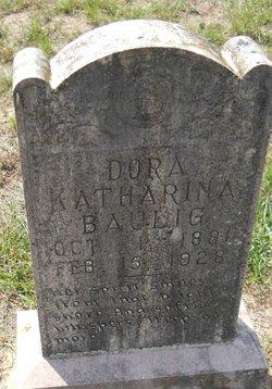 Dora Katharina Baulig