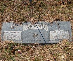 Marilyn Ralane <i>Brown</i> Arand