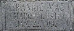 Frankie Mae <i>Jeffus</i> Atkinson