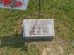 Charles Herbert Ambrose