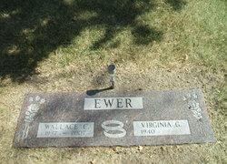 Wallace Wally Carl Ewer