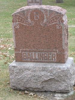 Cora Elvina <i>Loomer</i> Ballinger