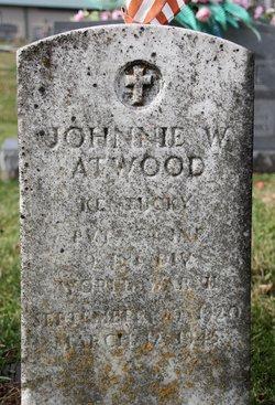 Pvt Johnnie W Atwood
