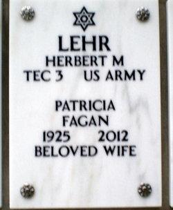 Patricia Lehr