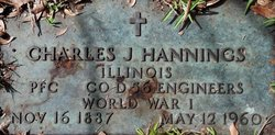 Charles Joseph Hannings