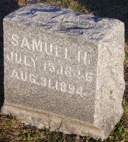 Samuel H. Angevine