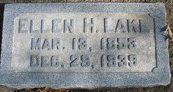 Ellen H <i>Gleason</i> Lake