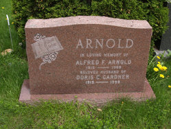 Alfred F. Arnold