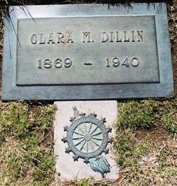 Clara M <i>Sherman</i> Dillin